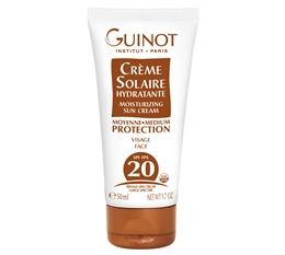 G514750 - Creme Solaire Hydratante Visage SPF20 - Moisturising protective face cream