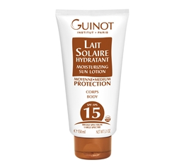 G514760 - Lait Solaire Hydratant Corps SPF15 - Moisturising protective body lotion